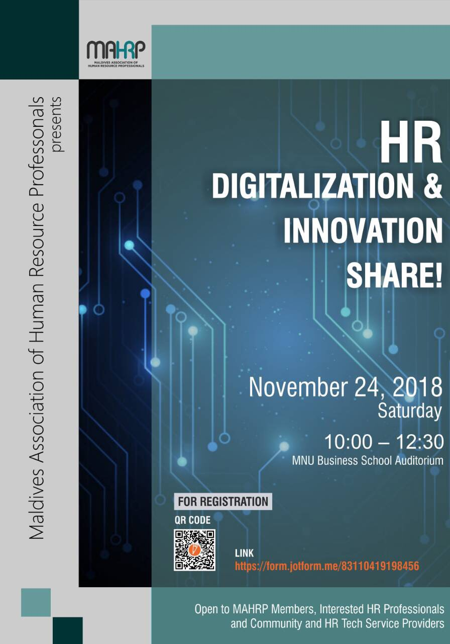 Human Resource Digitalization & Innovation Share – MAHRP